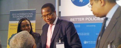 12th International Economic Forum on Africa Setting Ideas in Motion