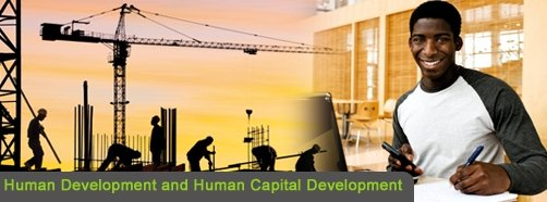 Human Development and Human Capital Development