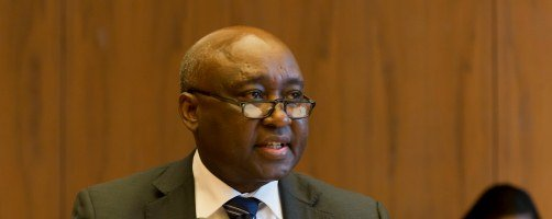 AfDB President Discusses Job Creation at ILO Headquarters in Geneva