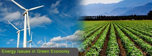 Energy Issues in Green Economy