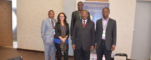 Funding Meeting Supports Large Scale Peri-urban Sanitation Project in Ouagadougou, Burkina Faso