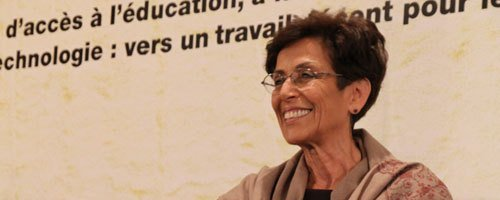 Panelist – Zohra Ben Lakhdar, Professor of Physics at the University of Tunis