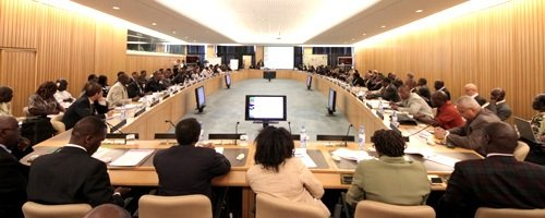 African Ministers Support Africa Green Fund