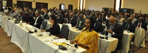 AEC 2013 - Opening Plenary - Leadership of Regional Integration