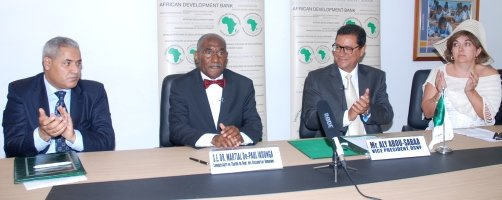 AfDB AUC Sign US $45 Million Grant Agreement to Boost Pan African University