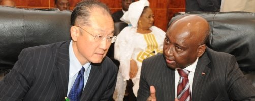 AfDB President on a Joint Tour of the Sahel Region