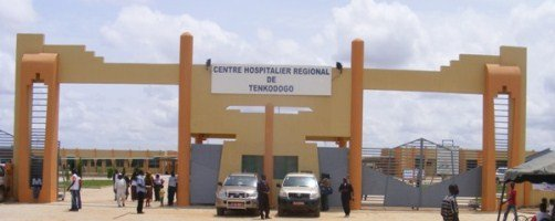 Af DB funds new hospital in Burkina Faso 3
