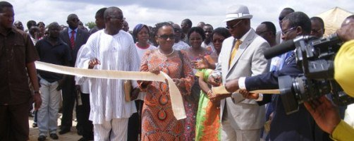 Af DB funds new hospital in Burkina Faso