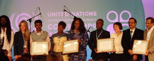 African Water Facility project recognized during UN climate talks in Warsaw