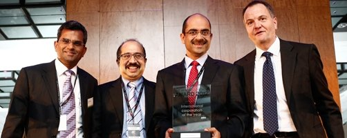 Africa CEO Forum Awards 2012: Four Winners Recognized for Their Contribution to Growth and Development in Africa