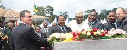 Cameroon Launches Lom Pangar Dam to Improve the Country's Electricity Potential 01