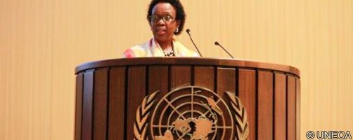 Climate Change in Africa AfDB Advocates Gradual Transition to Green Growth