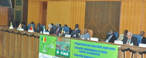 Dakar International Agriculture Forum