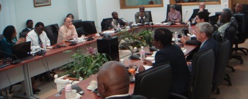 AfDB, GEF Workshop on Resource Mobilisation