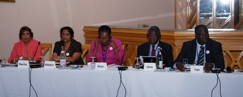 African ministerial conference