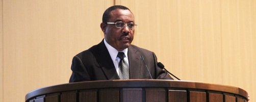Ethiopia's Prime Minister Says Natural Resources Can Catalyze Africa's Development