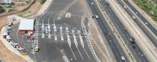 senegal moves into the fast lane with the opening of its toll highway