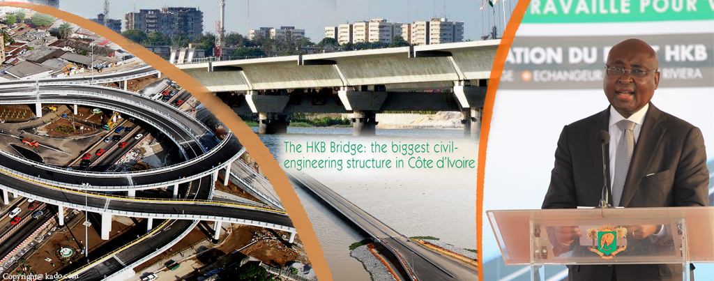 Opening of HKB Bridge