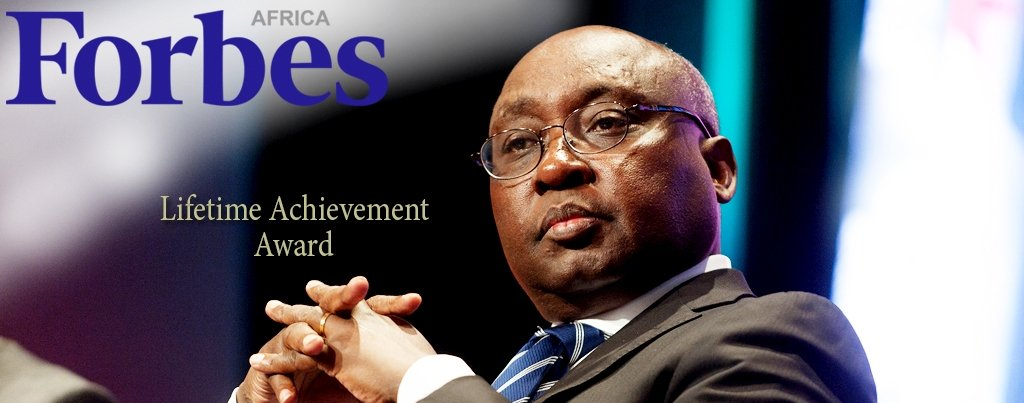 Forbes Africa Award