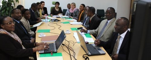 AfDB Reviews Youth Employment in Fragile States
