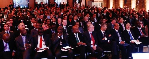 Africa CEO Forum Opens in Geneva: Showcasing the Continent's Private Sector Leaders