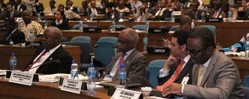 Forum Wraps Up with Suggestions for Sustainable Use of Africa's Natural Resources