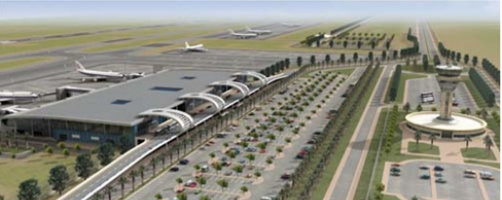 Projet aéroport international Blaise Diagne (AIBD) 1