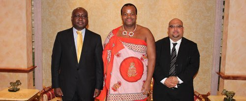 President Kaberuka Urges Deeper Fiscal Reforms in Swaziland