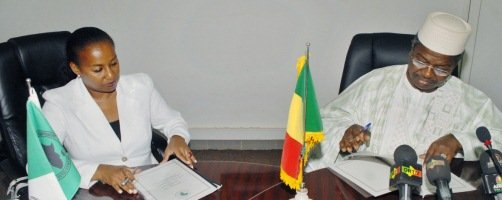 The AfDB Emergency program signals the return of donors to Mali