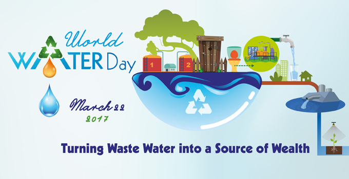 Image result for world water day 2017