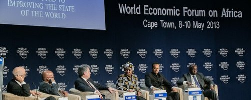 World Economic Forum on Africa Kicks Off in Cape Town © by WEF / Benedikt von Loebell