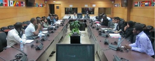 AfDB lends ear to young Tunisians on solving youth unemployment problem