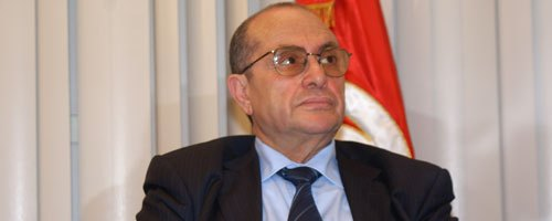 Abdelhamid Triki, Tunisia's Planning and International Cooperation Minister