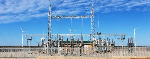 Eskom's Sere wind farm in South Africa financed by the AfDB and CIF