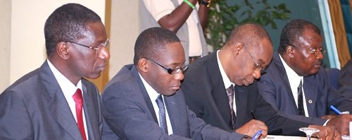 AfDB Delegation Meets with Nigerian DFIs