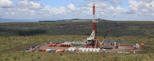 The Geothermal Development Project in Kenya