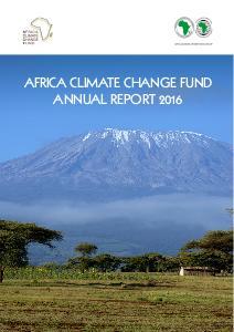 ACCF Annual Report 2016