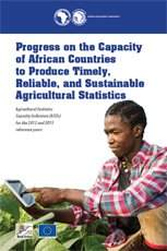 Agricultural Statistics Capacity Indicators (ASCIs) 2013 - 2015