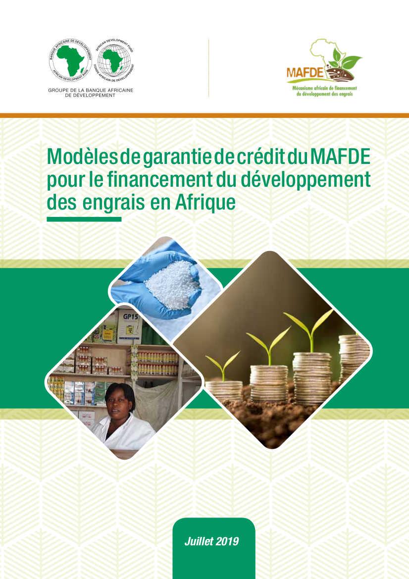Credit Guarantee models forFertilizer Financing in Africa