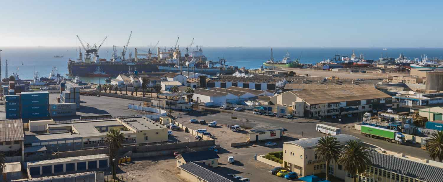 Namibia: Walvis Bay port now a regional logistic hub as new container terminal runs at full capacity