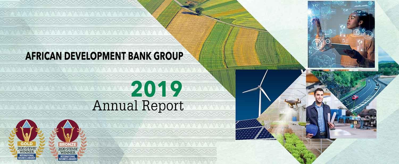 African Development Bank flagship annual report wins top international award
