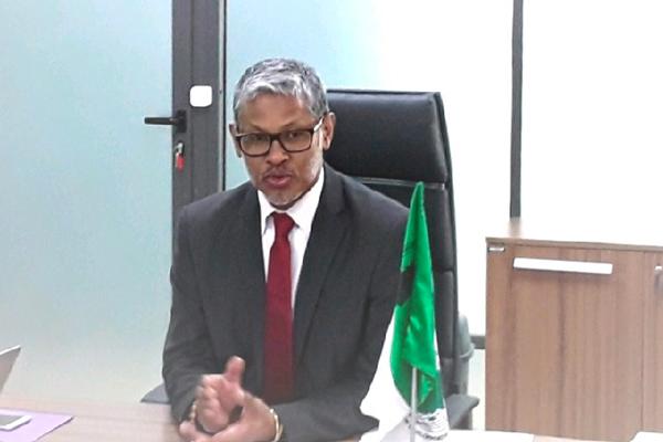 « Trois questions à… » John Andrianarisata, Représentant-pays de la Banque africaine de développement au Bénin