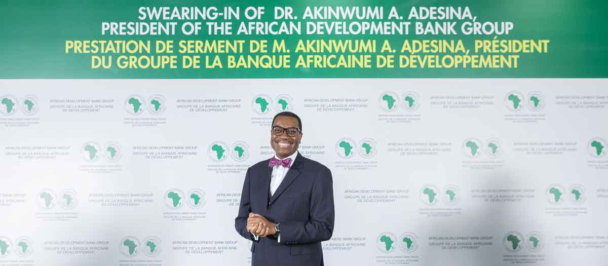 WATCH: A look back at the swearing-in ceremony of President Adesina