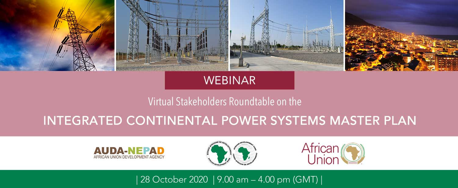 Roundtable on Integrated Continental Power Systems Masterplan