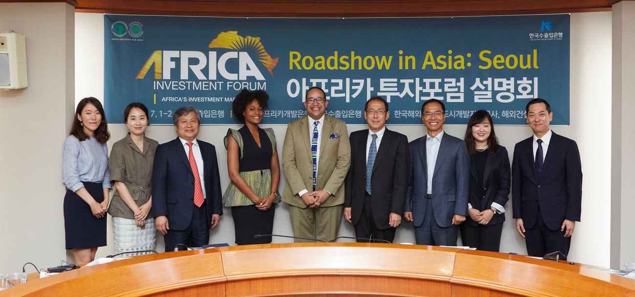 Africa Investment Forum: South Korean investors are keen to access