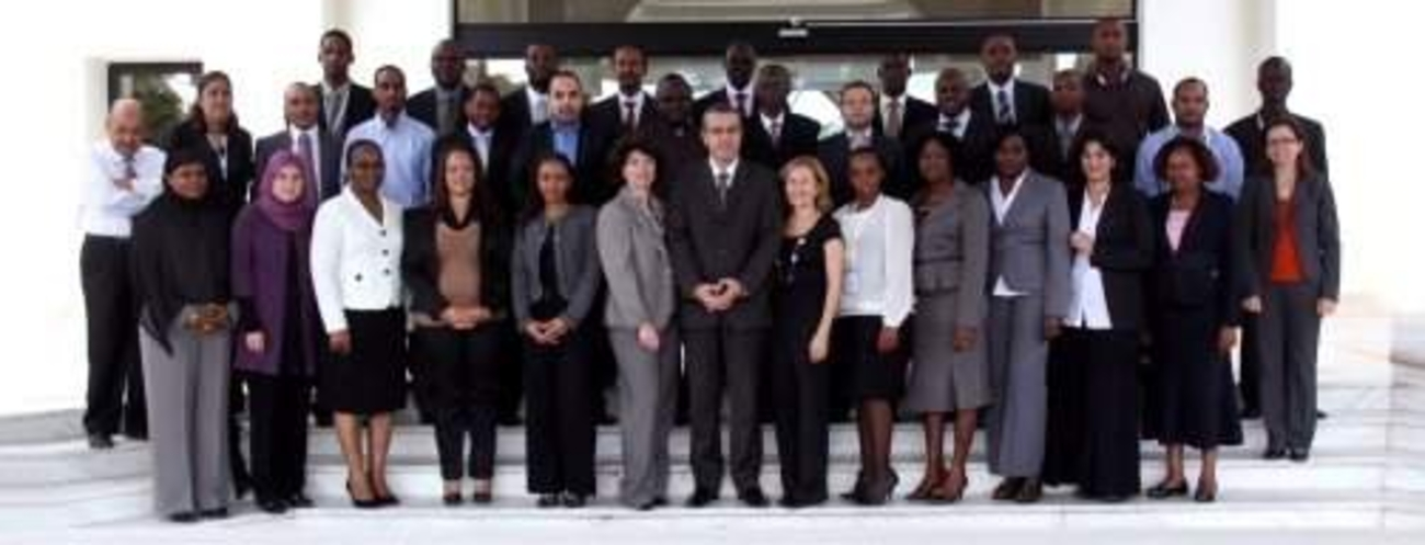 AfDB and IMF organize training on balance of payments for