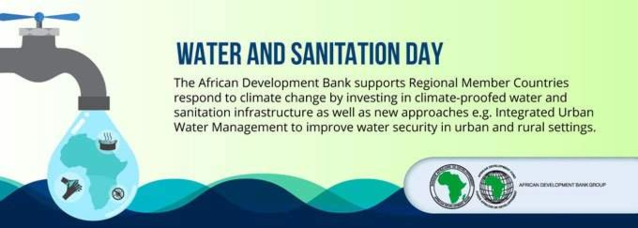 Plan D Une Case Africaine african development bank places water and sanitation on
