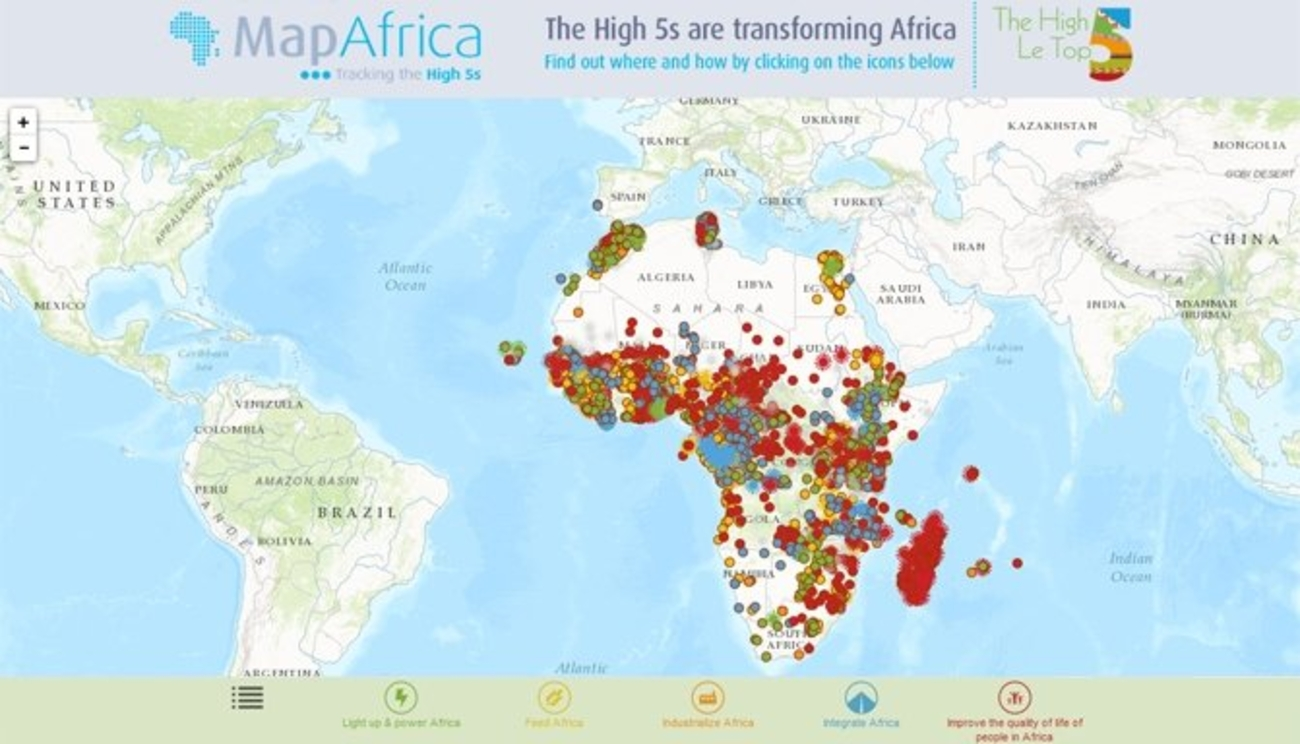 Map Of Africa Today.Charting Africa S Progress African Development Bank Launches