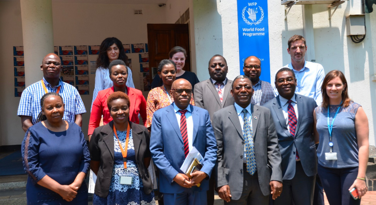 Zimbabwe African Development Bank And World Food Programme Seek Closer Collaboration To Improve Livelihoods African Development Bank Building Today A Better Africa Tomorrow